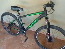Bicicleta alumínio aro 29