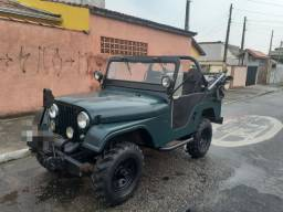 Jeep Willys 6cc Original 4x4