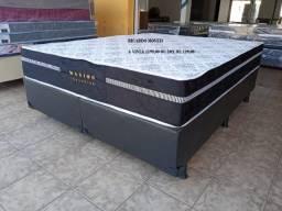 Conjunto Box Queen Maximo Mola Enacada