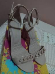 Sandália petti Jolie Tam.38 sem uso