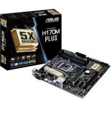 Kit Gamer (Processador i7+placa mae+2x8 memoria ram ddr4)