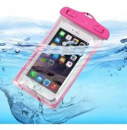 Capa pra celular a prova da água $15