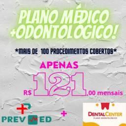 Plano Médico mais odontológico