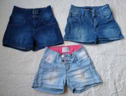 Shorts Jeans.