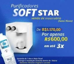 Purificador soft star