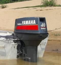 Motor Yamaha 40 HP 2 tempos