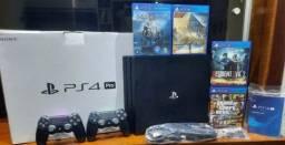 PlayStation 4 novo nunca usado
