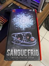 Water Cooler PCYes Sangue Frio 240MM