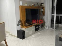 Apartamento à venda com 2 dormitórios em Vila valqueire, Rio de janeiro cod:VVAP20945