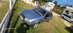 Fiesta 1998 2 portas cinza 1.0