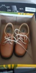Sapato infantil menino nr 28