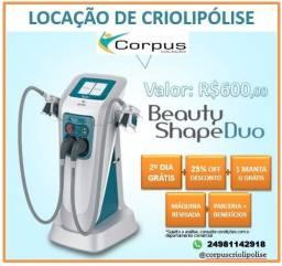 Título do anúncio: Aluguel Criolipolise