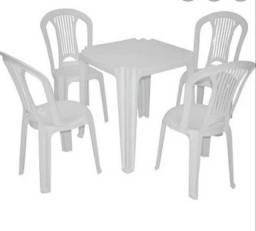 Jogo de mesa Tramontina $160 cada (usado)