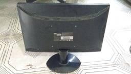 2 Monitores (Samsung e AOC) - Aceito troca