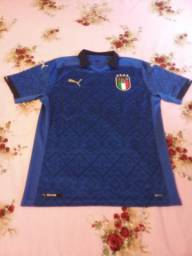 Camisa da italia oficial