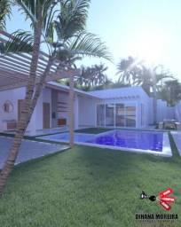 Casa nova em Paracuru-ce, com suítes, piscina (área total 330m²)