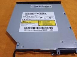 Drive de notebook Samsung com conector! Modelo SU-208GB/SCFH! informações na  descrição!