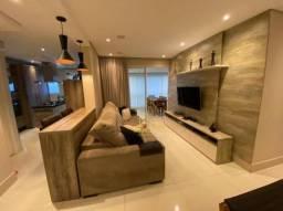 Apartamento com 3 dormitórios para alugar, 100 m² por R$ 6.900/mês - Jardim Anália Franco