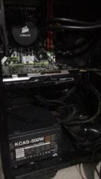Placa de vídeo GTX 1650 Super