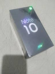 Xiaomi Note 10 lite 8/128Gb Preto Lacrado