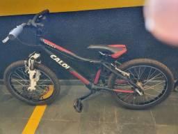 Bike Caloi Wild Xs Aro 20 7v