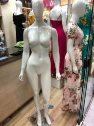 Título do anúncio: Manequins em fibra - branco