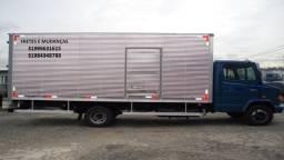 Diski mudanças caminhão baú bh região brazil