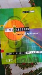 Microeconomia teoria e aplicação