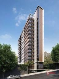 Apartamento com 4 dormitórios à venda, 133 m² por R$ 1.913.445 - Funcionários - Belo Horiz