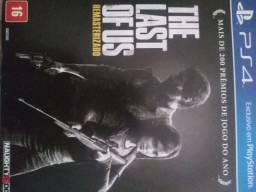 Título do anúncio: 4 jogos para PS4 e 1 para ps3