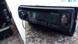 Pioneer todo ok cd USB e radio