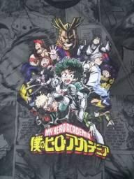 Camiseta My Hero Academia/Boku No Hero