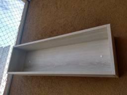 Armário para área externa com gavetas e nicho