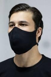 Kit de 4 Máscaras antivirais com íons de prata
