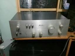 Vendo amplificador  polivox  modelo 3070  tudo funcionando e bem conservado
