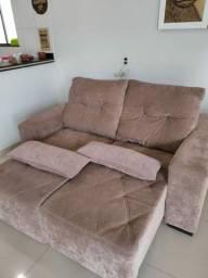 Sofá retrátil alto padrão