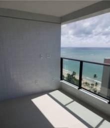 Ak.Alugo Apartamento Alto Padrão,4 Quartos,134M²,50Metros do Mar de Candeias