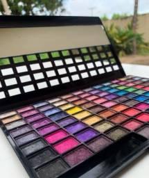 Paleta de Sombras 100 Colors Miss Rose