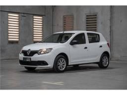 Título do anúncio: Renault Sandero 2019 1.0 12v sce flex authentique manual