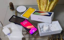 iPhone XS 64 GB Na caixa, Nunca Ultilizado + fone lightine e fone bluetooth