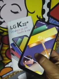 LG k22+ 64 gigas