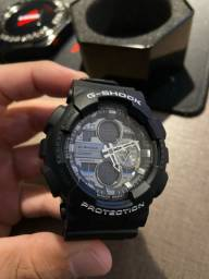 Relogio casio G-Shock GA-140GM zerado