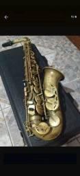 Sax alto Selmer super action 80 ll