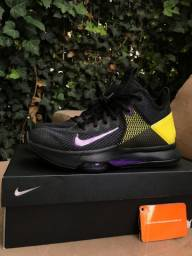 Tênis Nike Lebron Witness 3 Lakers