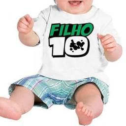 camisa infanil personalizada