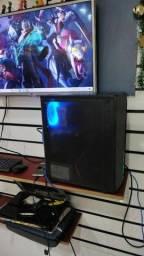 Pc gamer novo na caixa i5 7th 12 gigas HD 1 tera placa 2 gigas  $3590,00