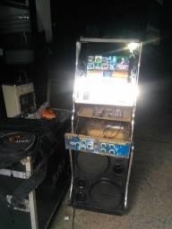 serviço atualização manutenção jukebox