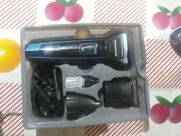 Um kit de barbearia