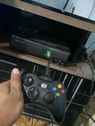 Vídeo game Xbox slim desbloqueado