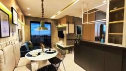 Apartamento com 2 dormitórios à venda, 51 m² por R$ 238.000,00 - Cambeba - Fortaleza/CE